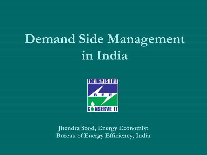 energy efficiency in india history and India, a rapidly growing economy with more than 1 billion people, is facing a huge energy demand the country stands fifth in the world in the production and consumption of electricity.