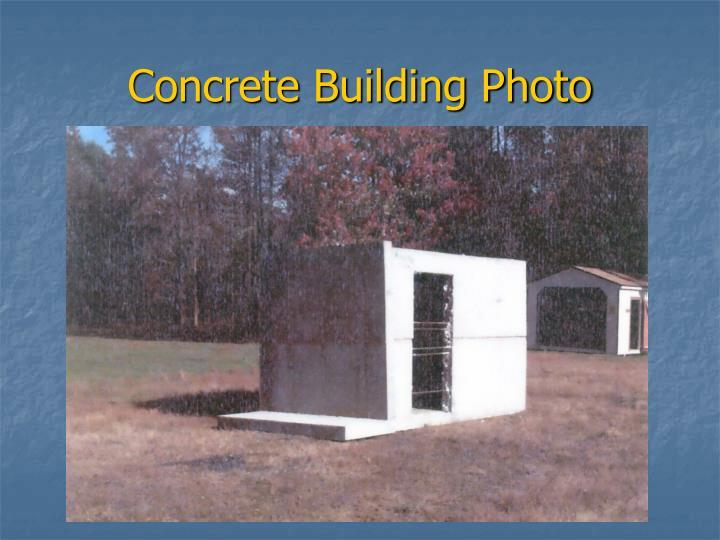 Concrete Building Photo