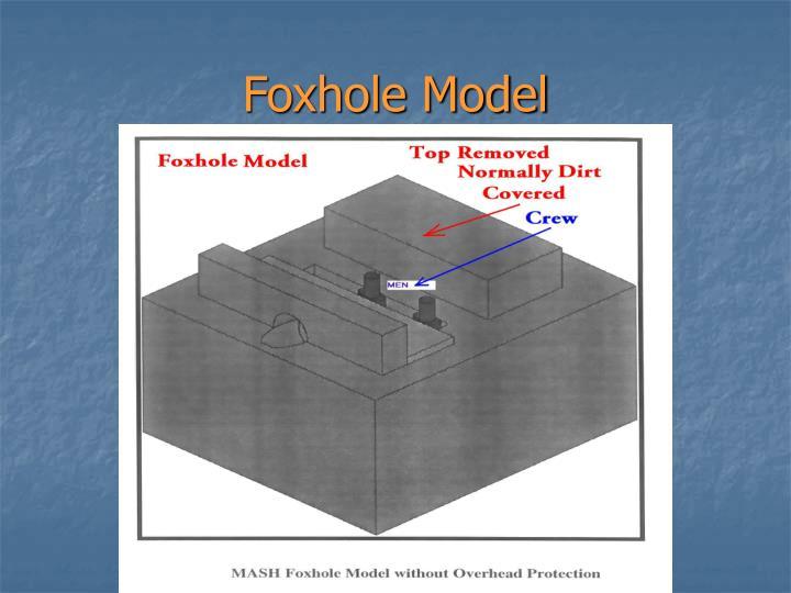 Foxhole Model