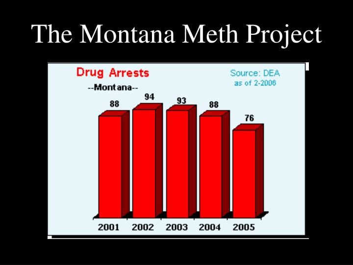 The Montana Meth Project