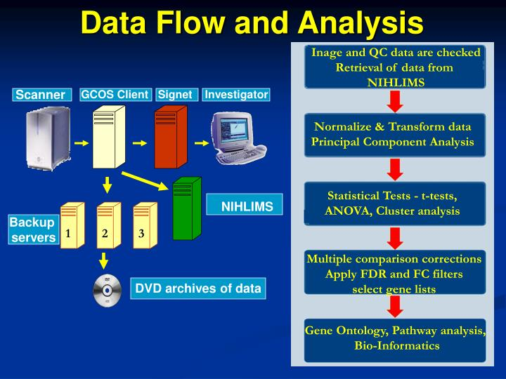 Data Flow and Analysis