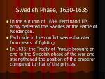 swedish phase 1630 16352