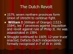 the dutch revolt1