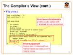 the compiler s view cont2