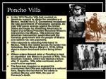 poncho villa