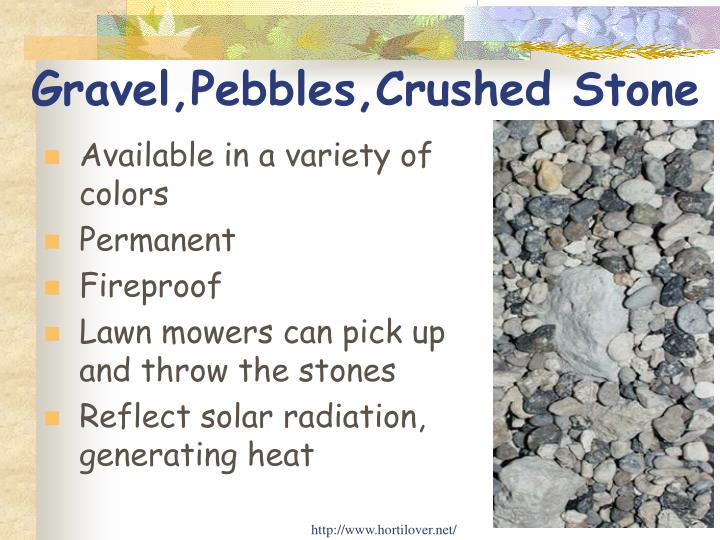 Gravel,Pebbles,Crushed Stone