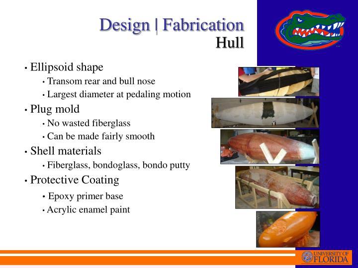 Design | Fabrication