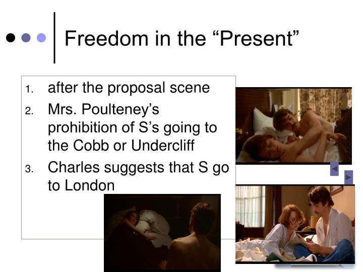 "Freedom in the ""Present"""