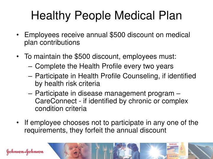Healthy People Medical Plan