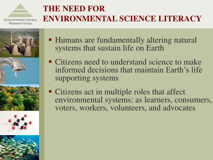 Environmental Literacy Research Group