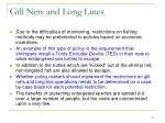 gill nets and long lines2