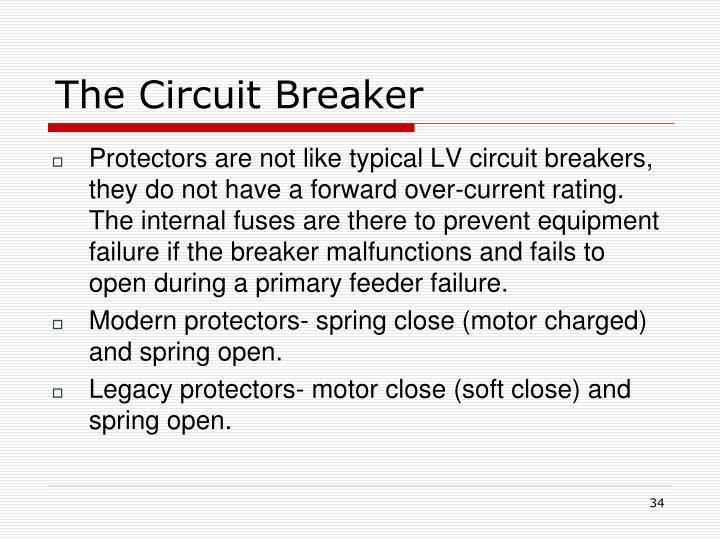 The Circuit Breaker