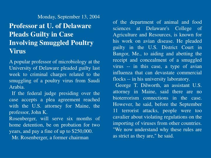 Monday, September 13, 2004
