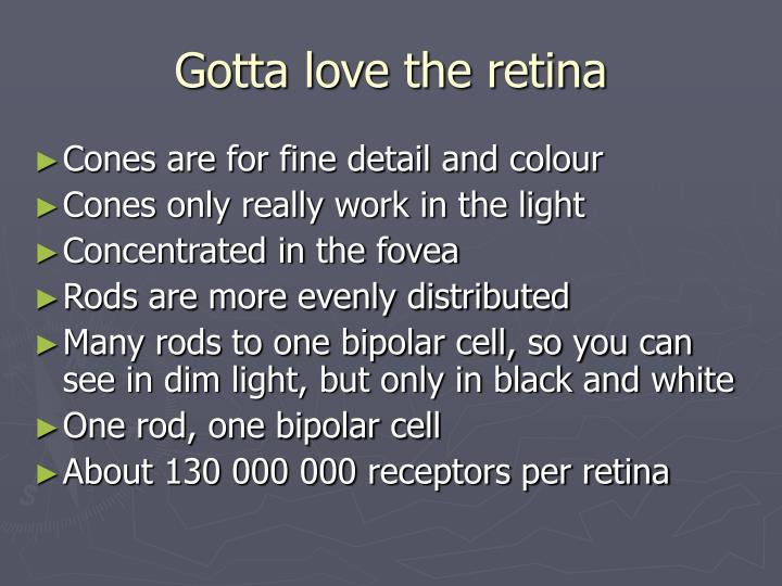 Gotta love the retina