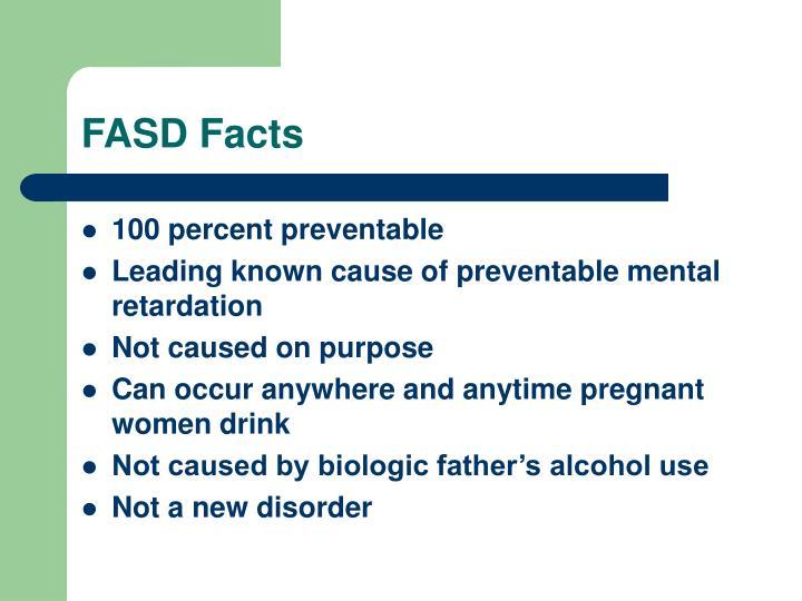FASD Facts