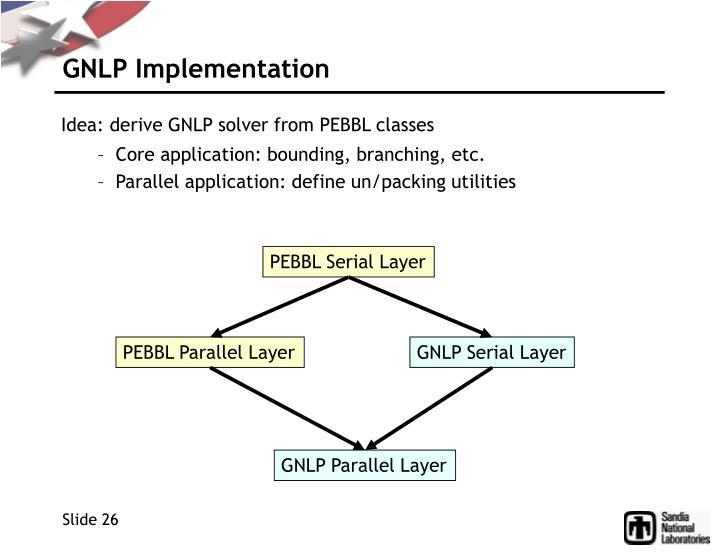 PEBBL Serial Layer