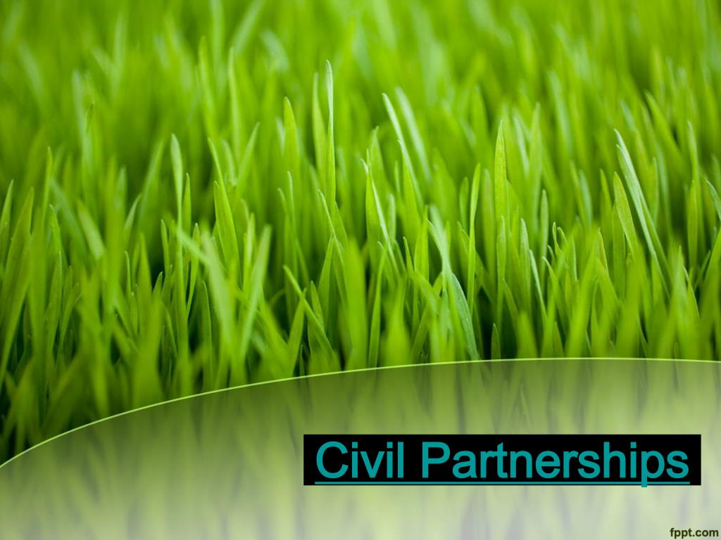 civil partnerships l.