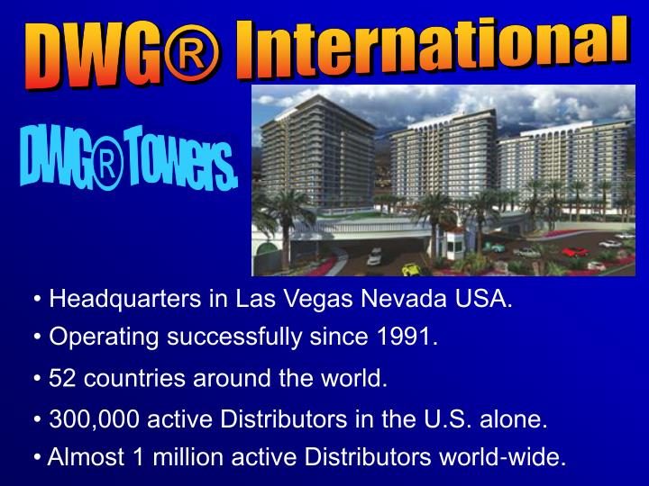 DWG® International