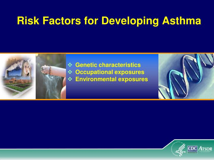 risk factors for developing asthma n.