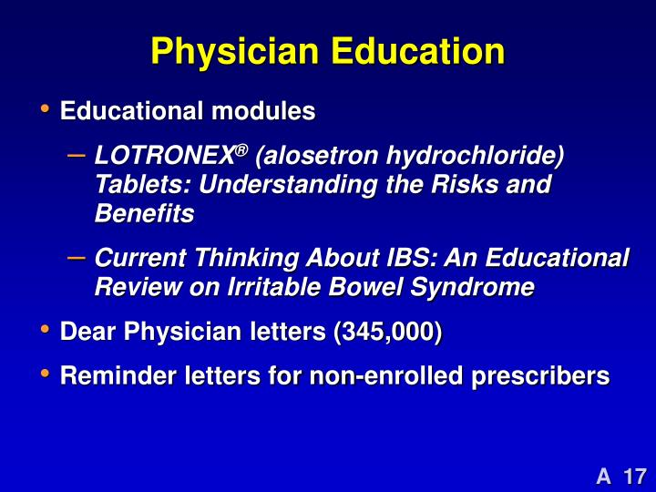 Physician Education