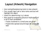 layout artwork navigation