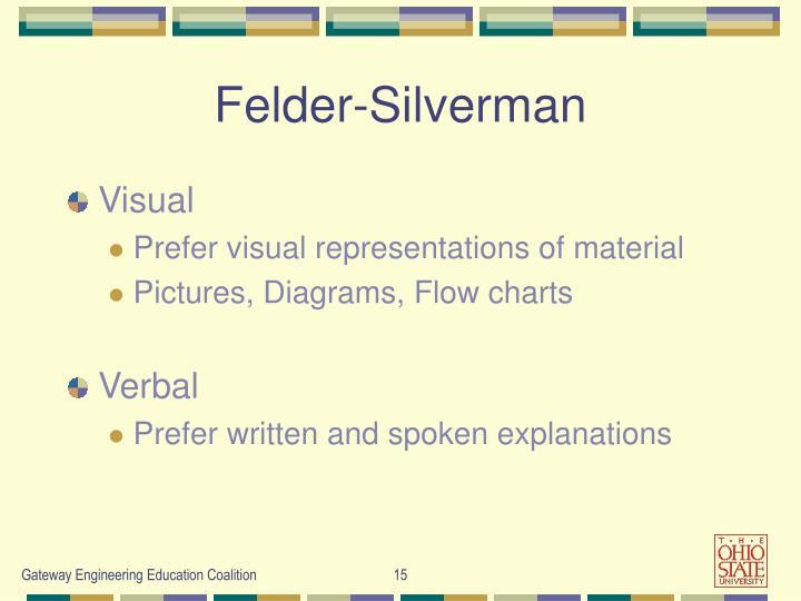 Felder-Silverman