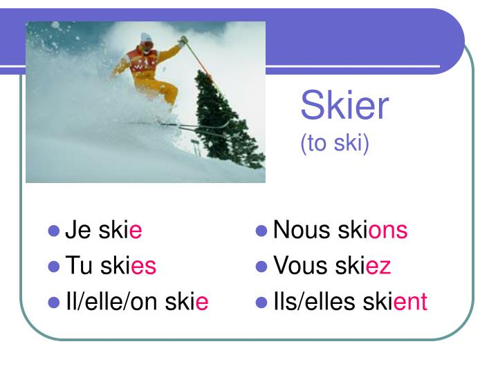 Je ski