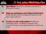 12 step plus marketing plan3