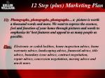 12 step plus marketing plan4