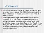 modernism1