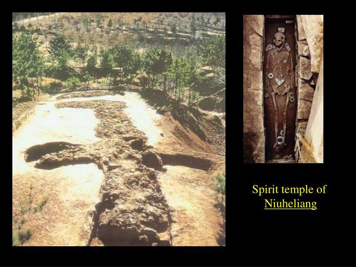 Spirit temple of