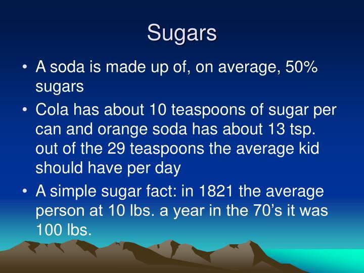 Sugars