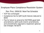 employee plans compliance resolution system7