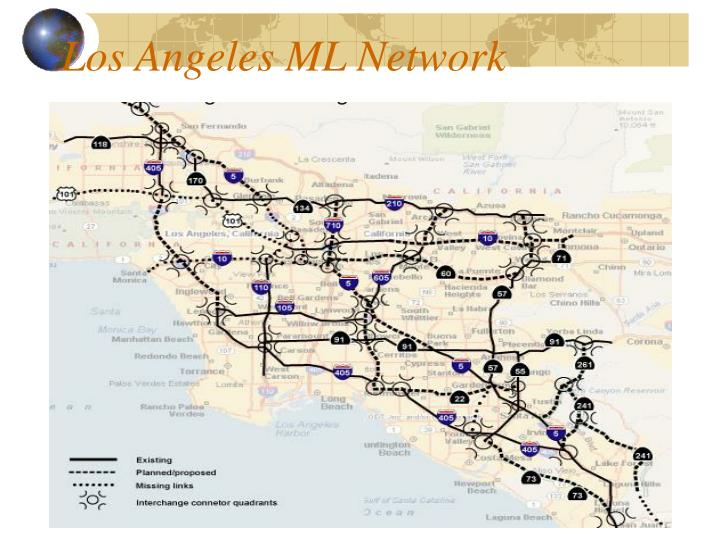 Los Angeles ML Network