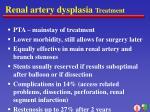 renal artery dysplasia treatment1