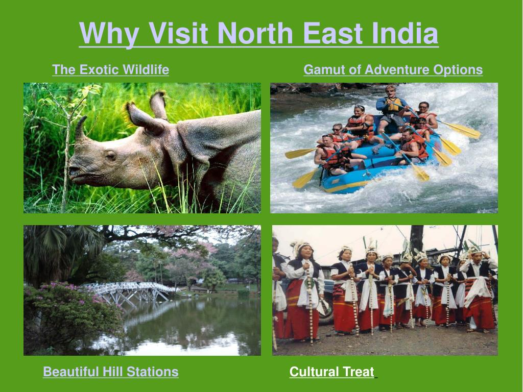 Why Visit North East India