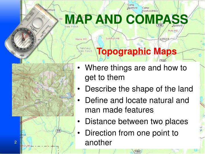 Map and compass1