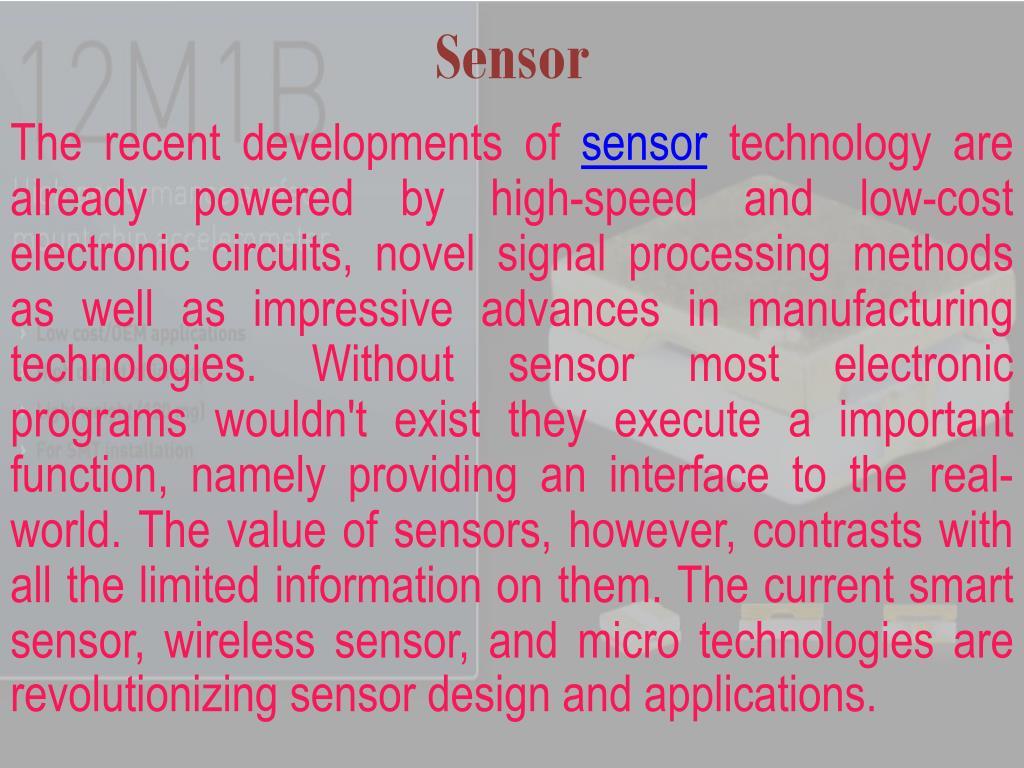 sensor l.