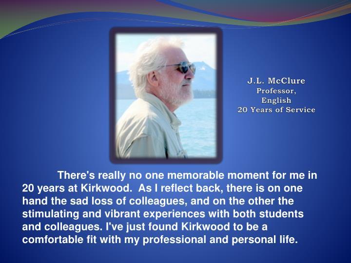 J.L. McClure