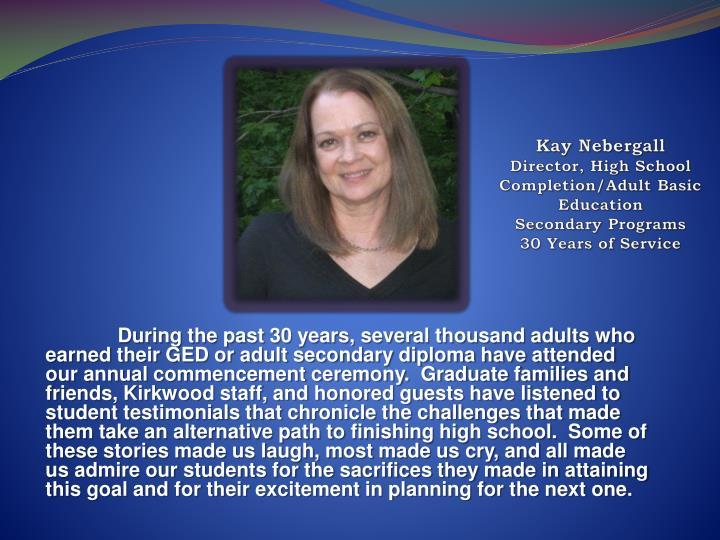 Kay Nebergall