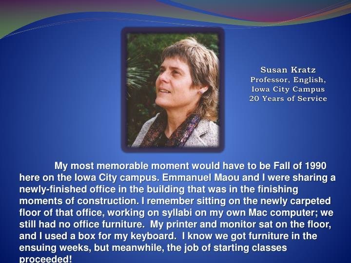 Susan Kratz