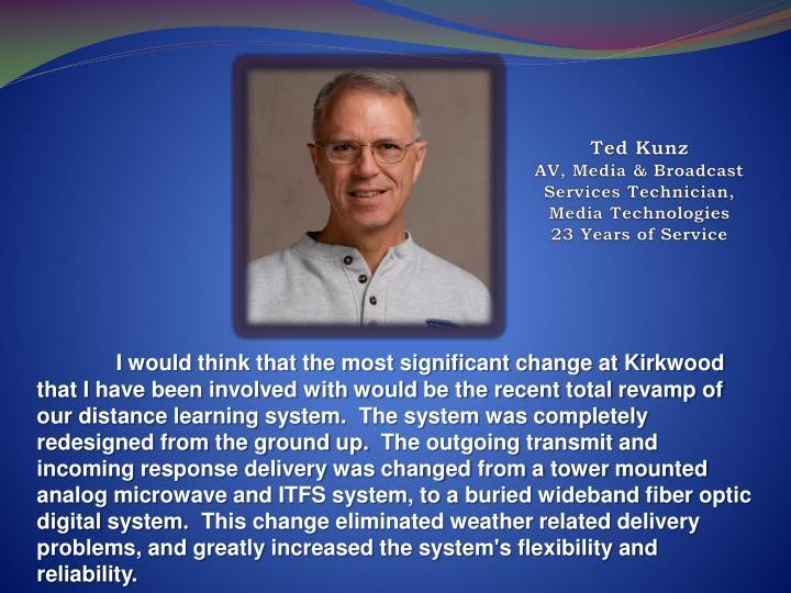 Ted Kunz