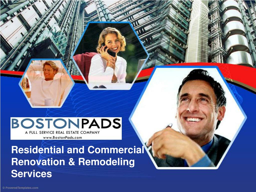 Residential and Commercial Renovation & Remodeling Services