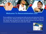 welcome to renovateboston com