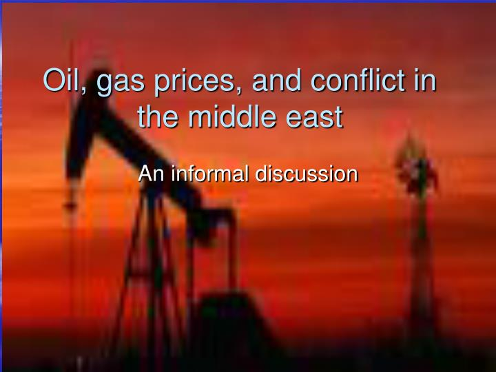 oil exploitation and conflict in the The exploitation of oil in the niger-delta has resulted in environmental pollution, endemic corruption and social tension the oil companies' failure to oil drives conflict in sudan, according to fatal transactions the report notes that the sudanese government undermines a peace-deal signed in.