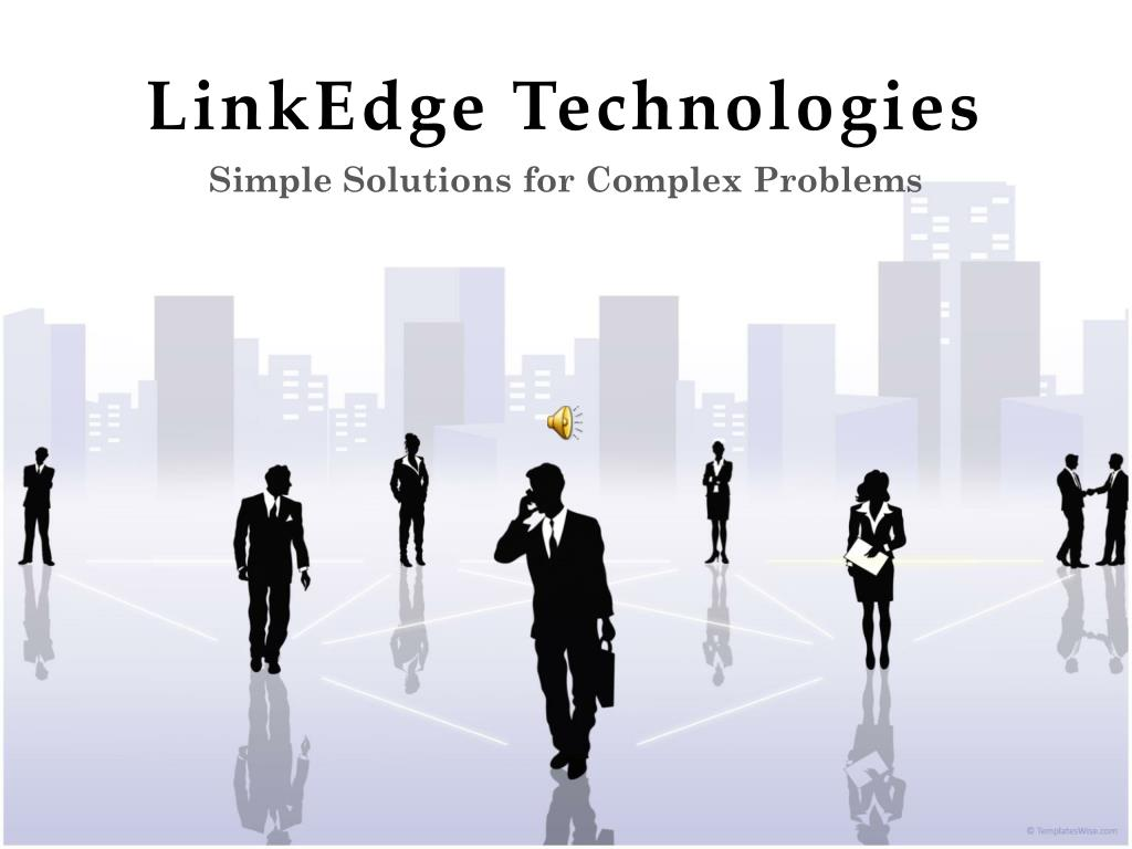 linkedge technologies l.