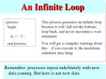 an infinite loop