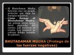 bhutadamar mudra protege de las fuerzas negativas