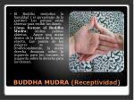 buddha mudra receptividad