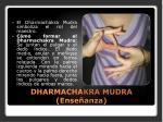 dharmachakra mudra ense anza